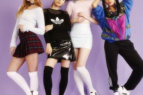 Стиль девяностых в молодежной моде