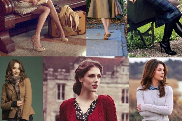 Английский стиль в женской одежде