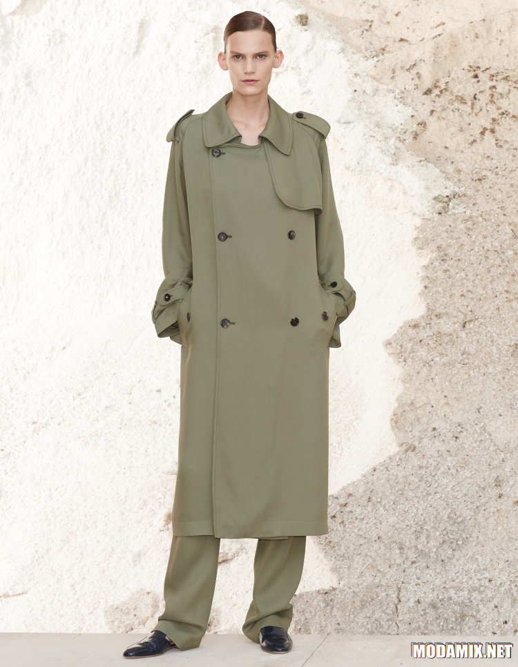 Стиль милитари в верхней женской одежде 2017