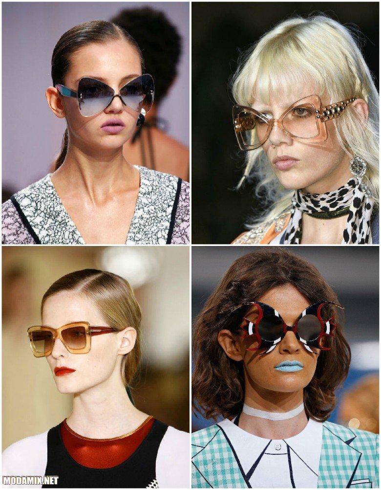 Солнцезащитные очки 2017 года