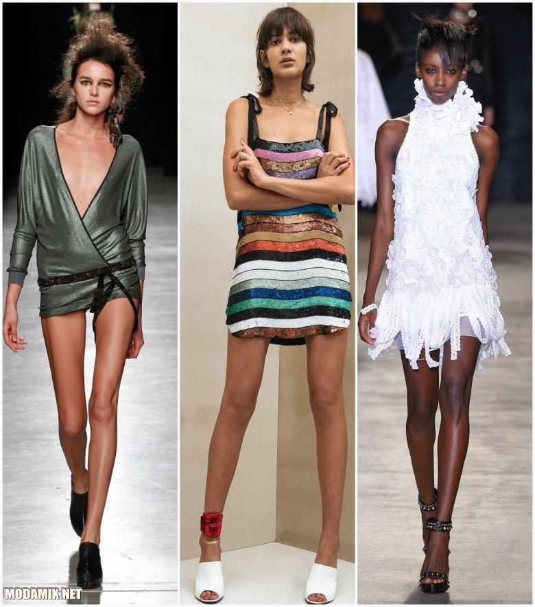 Клубные платья 2017 года