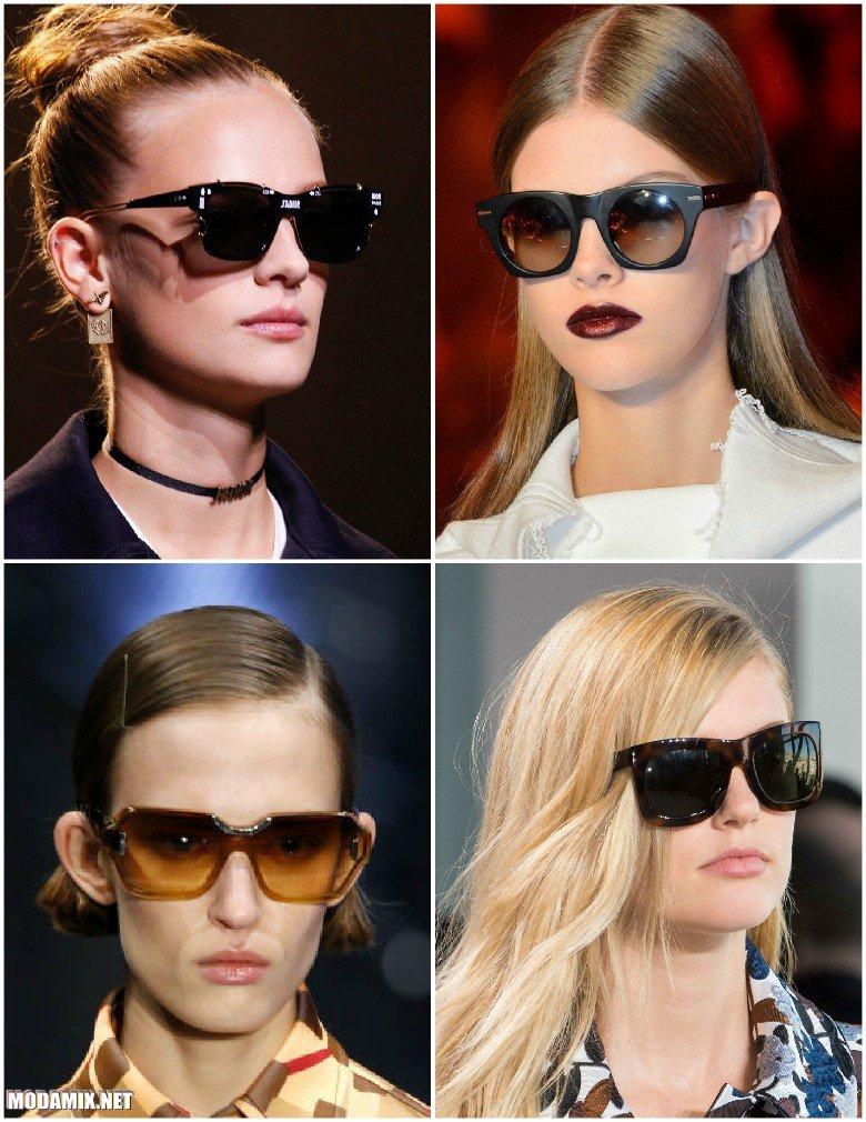 Солнцезащитные очки вайфареры