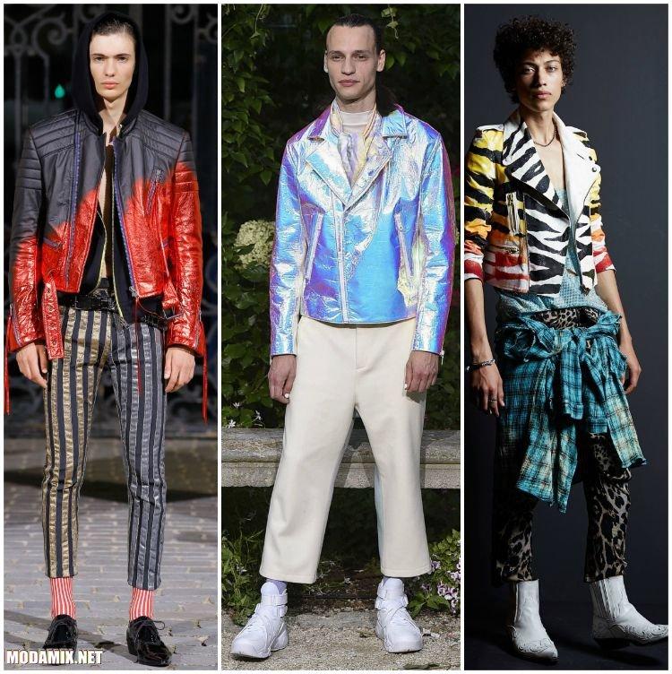 Куртки косухи для мужчин