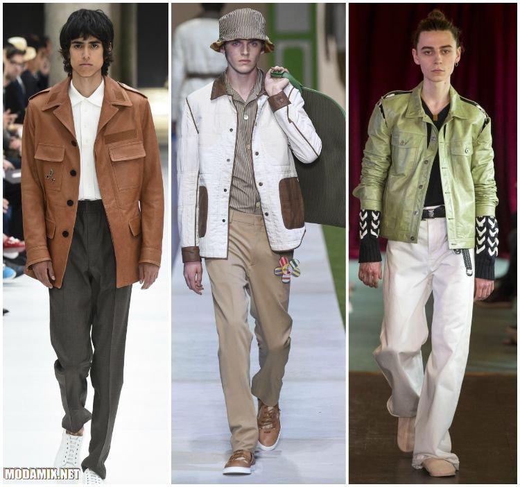 Мужские весенние куртки 2017 года