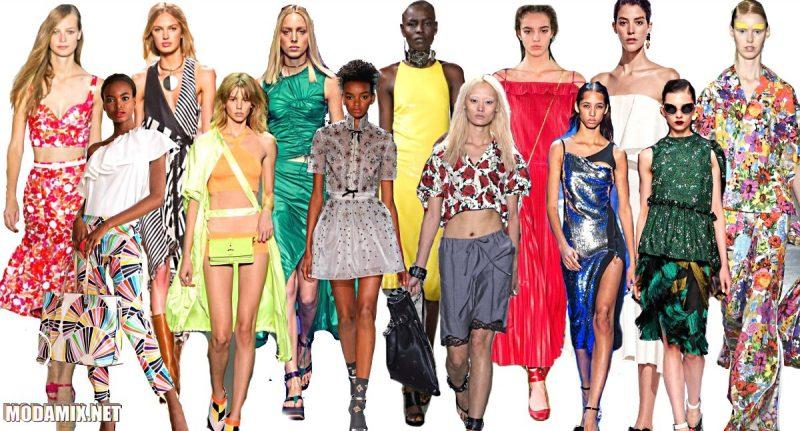 Фото что будет модно летом 2017