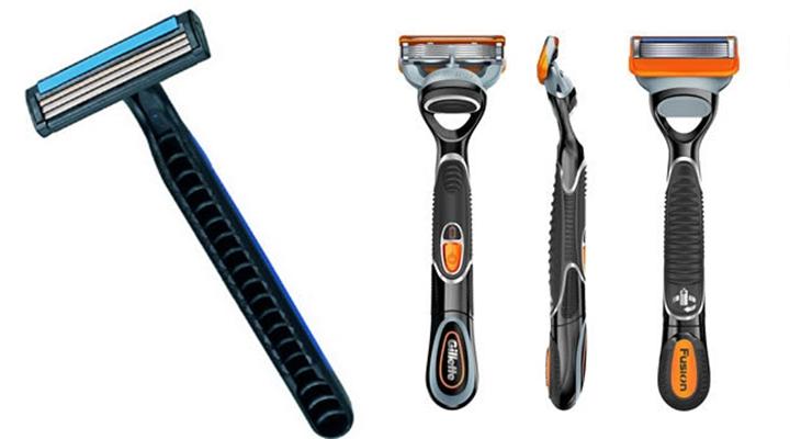 мужские станки для бритья