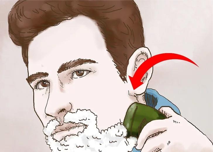 Как правильно бриться электрической бритвой