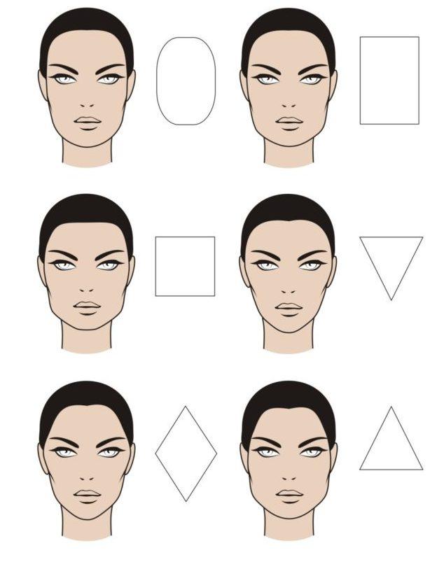 модель штор картинки форма бровей треугольником близкого вам