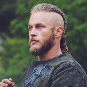 мужские прически викингов на среднюю длину