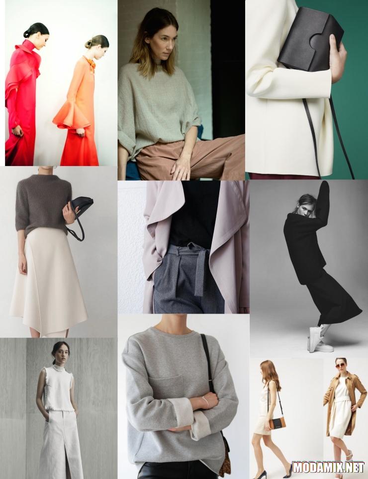 Английский стиль Пуризм в женском гардеробе