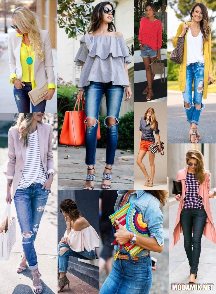 Street Casual в женской моде