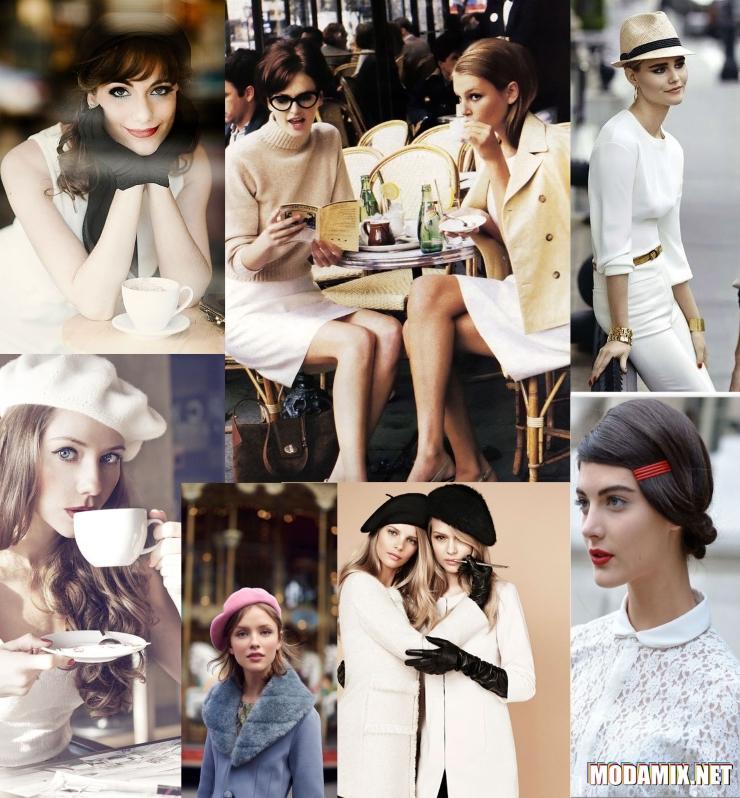 Детали французского стиля