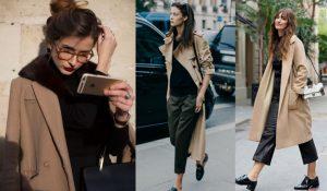 Французский стиль в верхней женской одежде