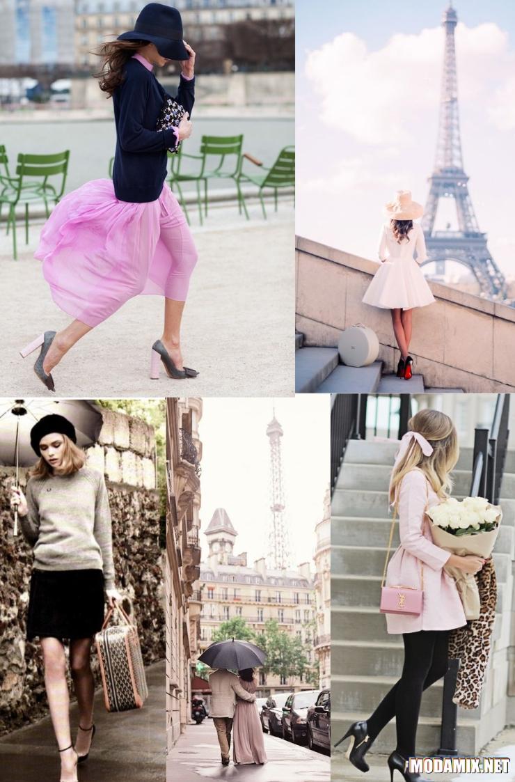 Романтика французского стиля