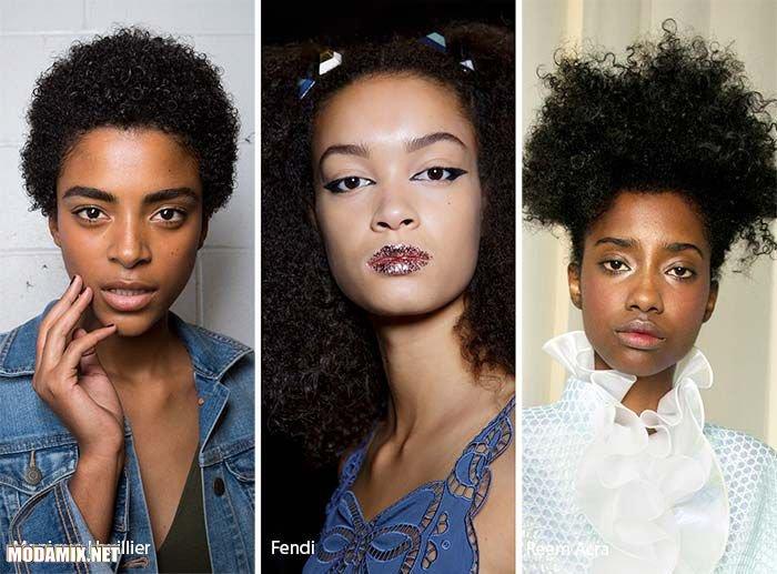 Мода на африканские прически 2017