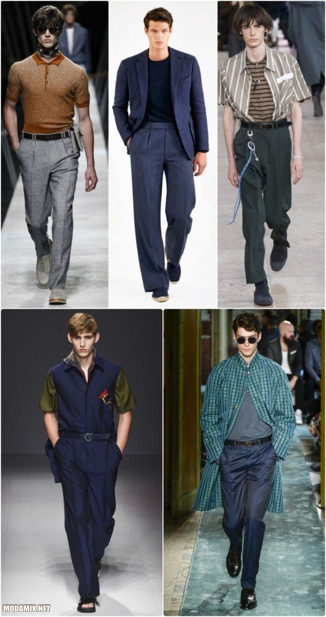 Фото классических мужских брюк