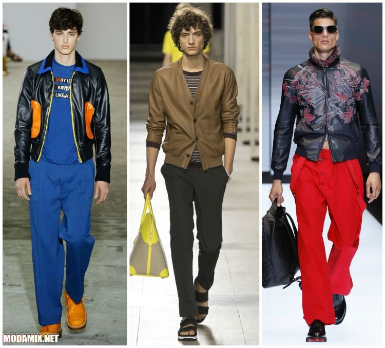 Мужские куртки Харрингтон