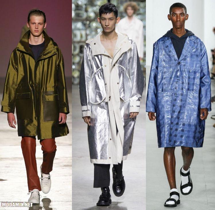 Синтетика в верхней одежде для мужчин