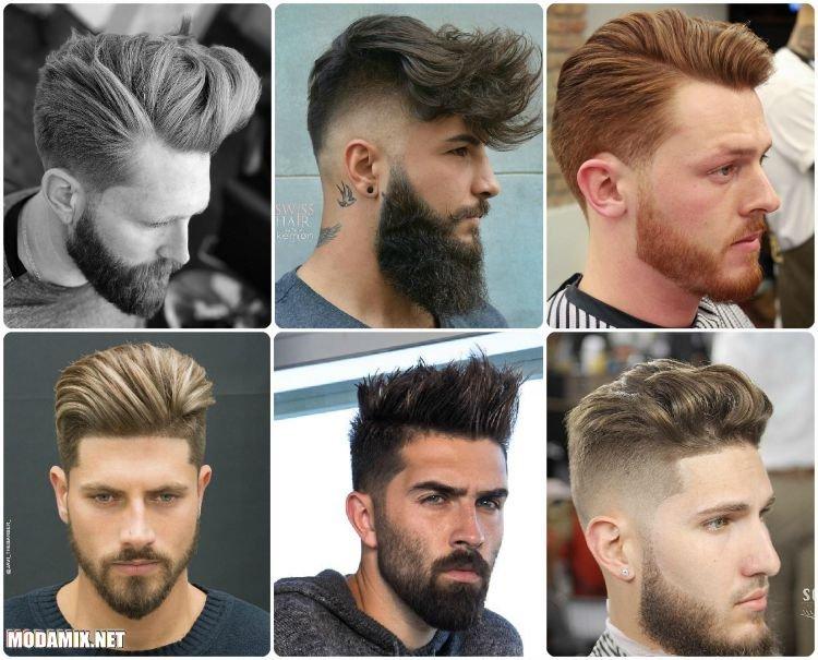 Стрижки 2017 для мужчин с бородой