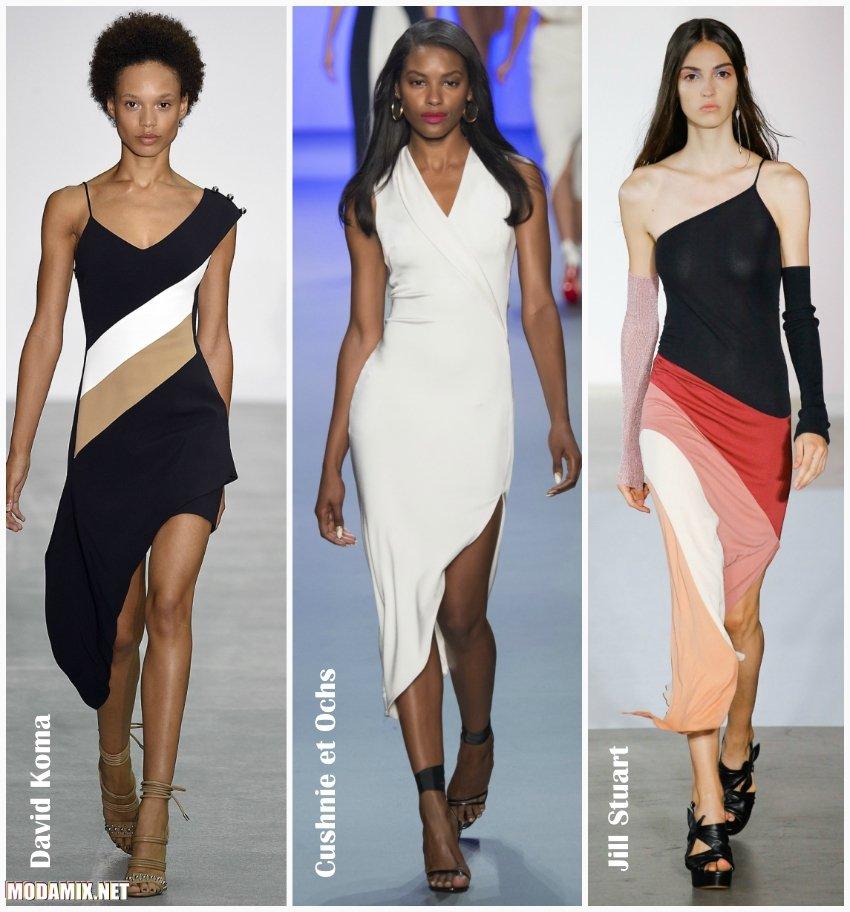 Модные летние платья 2017 фото новинок