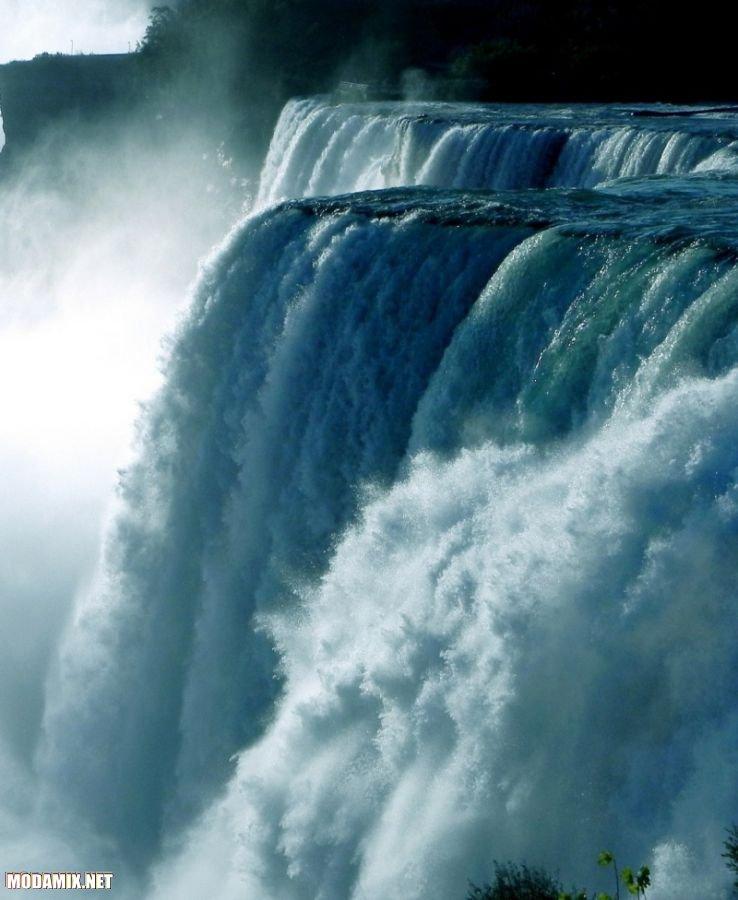Фото Ниагарского водопада