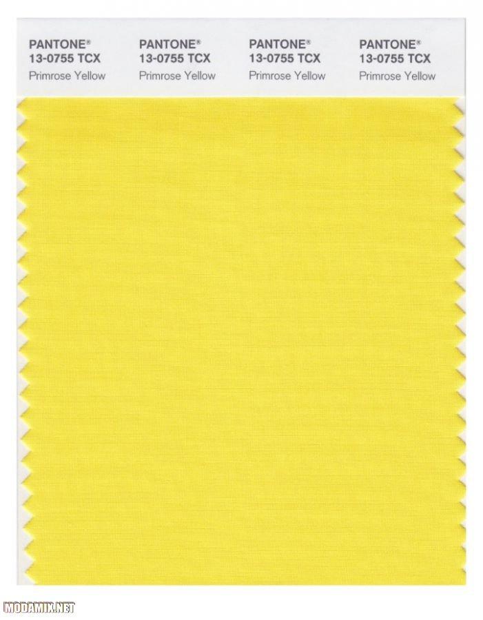 Желтый цвет 2017 года