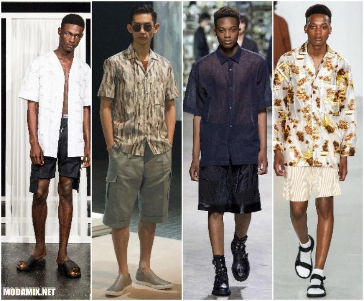 Фото летних рубашек для мужчин