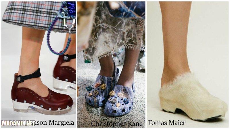 Туфли мода 2017 года
