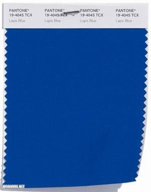 PANTONE 19-4045 Lapis Blue