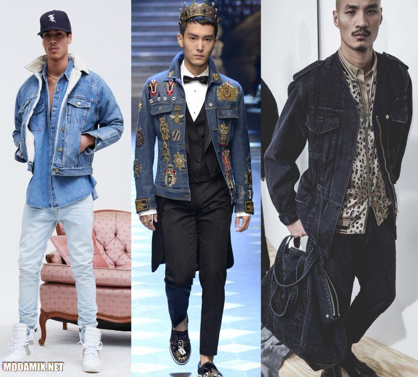 Модные мужские куртки осень 2017 года