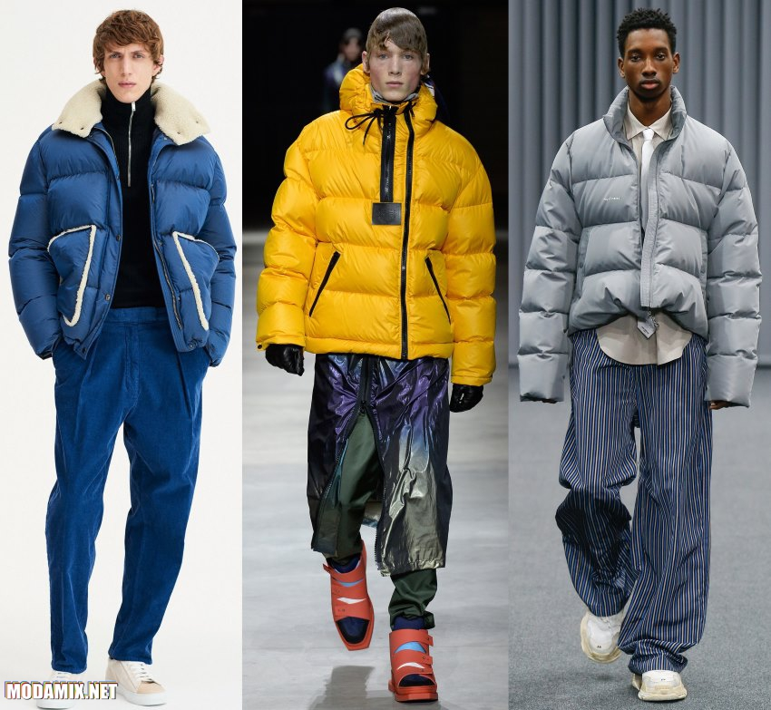 Мужские куртки 2017 2018 осень зима