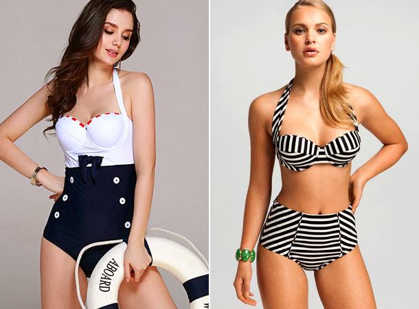 Самые стильные и модные купальники 2018
