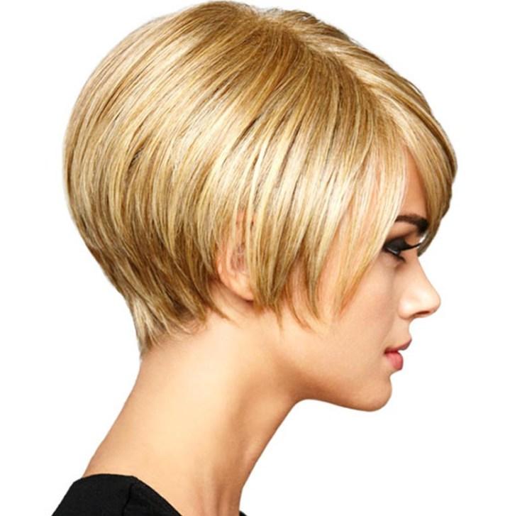 стрижки фото для коротких волос