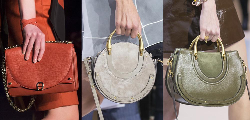 bacde0c2caff Как видите, мода действительно демократична. В этом году актуальны сумки из  замши и кожи, с пайетками и бахромой, яркие и приглушенных тонов.