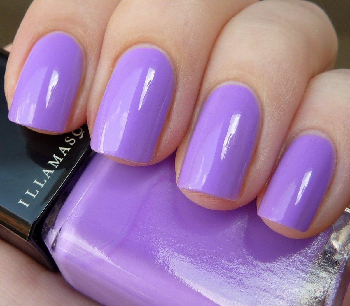 торта, цвета фиолетовый и сиреневый фото один