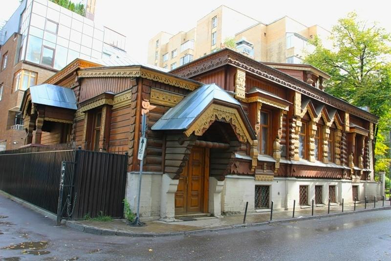 Фото дома в поселке станки московской области настоящее время
