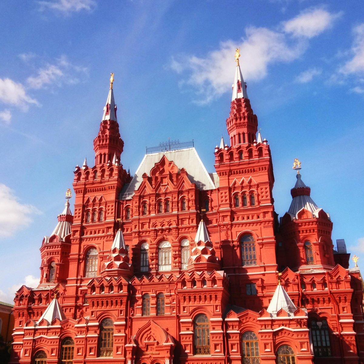 картинка музей истории москвы этого