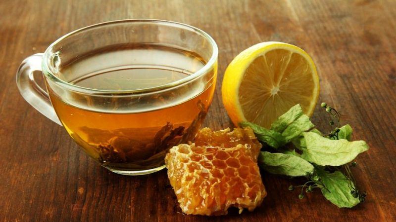 мед с лимоном при простуде