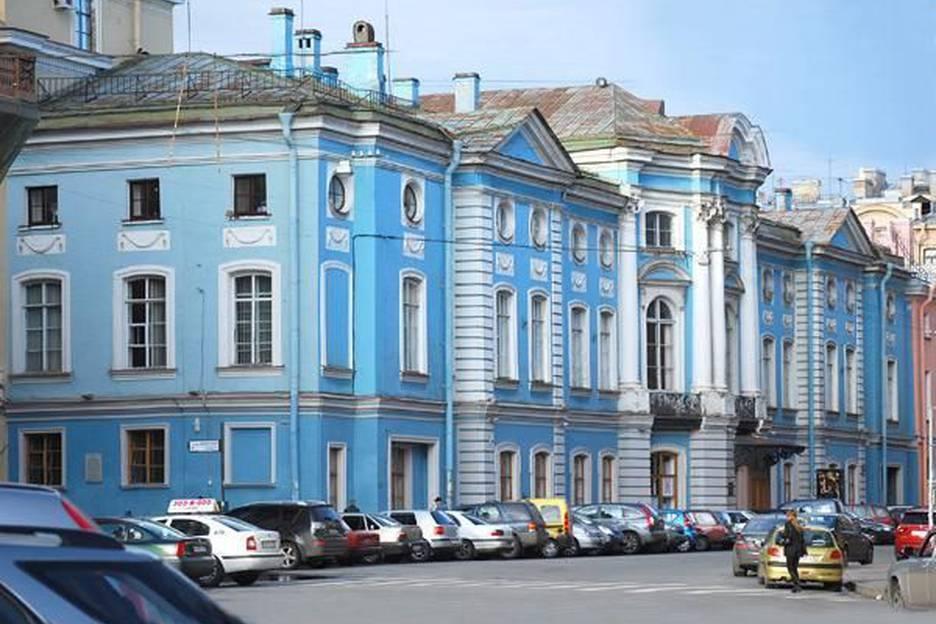 Музей гигиены в Санкт-Петербурге. Фото