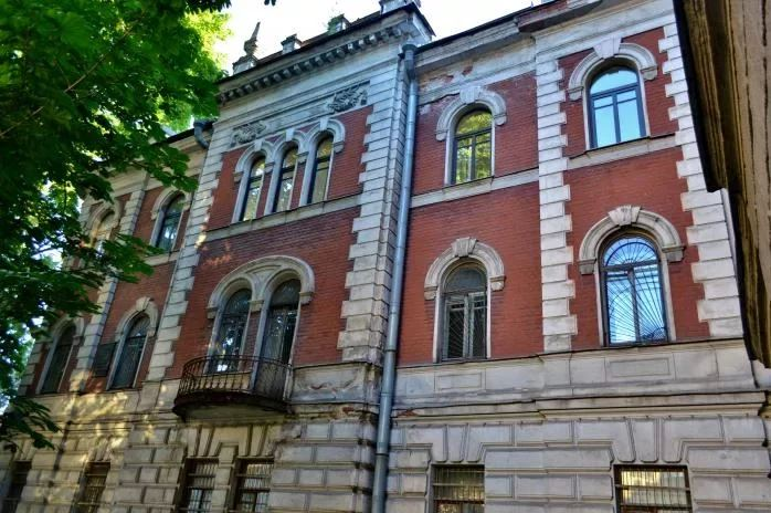 Музей-архив Д.И.Менделеева г. Санкт-Петербург. Фото