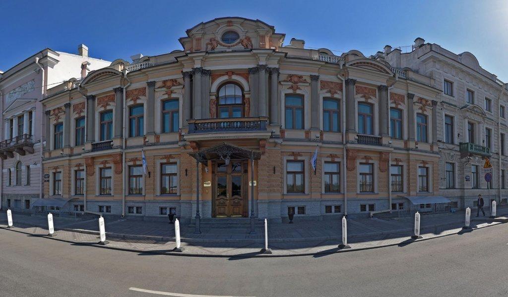 Музей «Ниеншанц». г. Санкт-Петербург. Фото