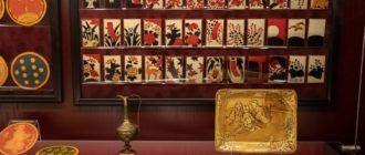 Музей игральных карт в Петергофе. Фото