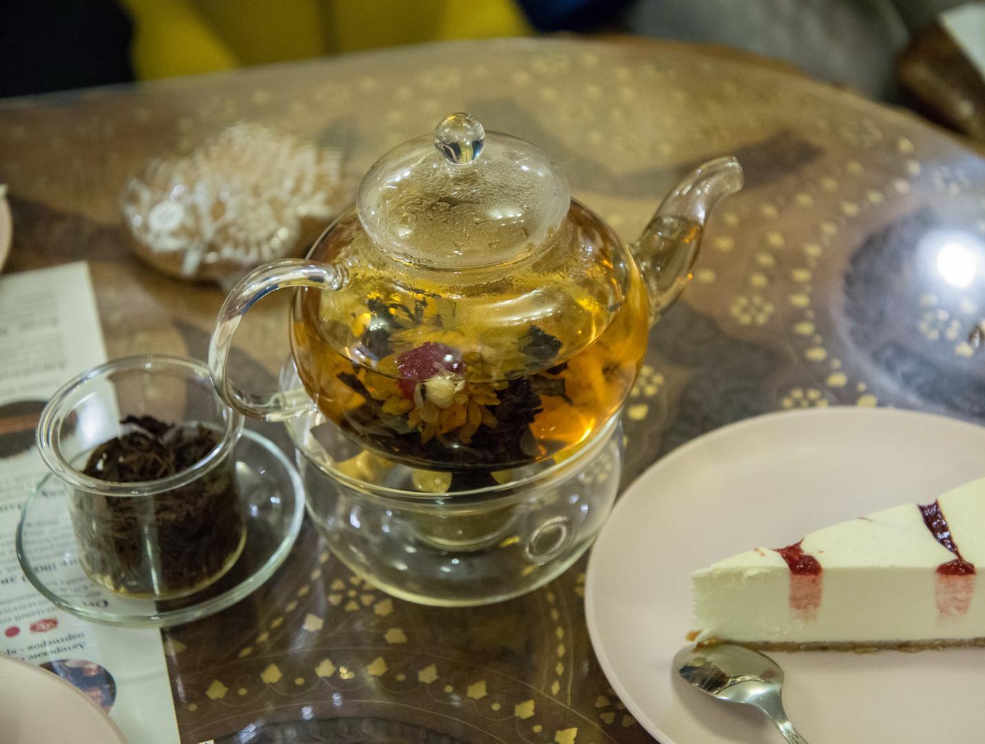 Музей «Море чая» в Санкт-Петербурге
