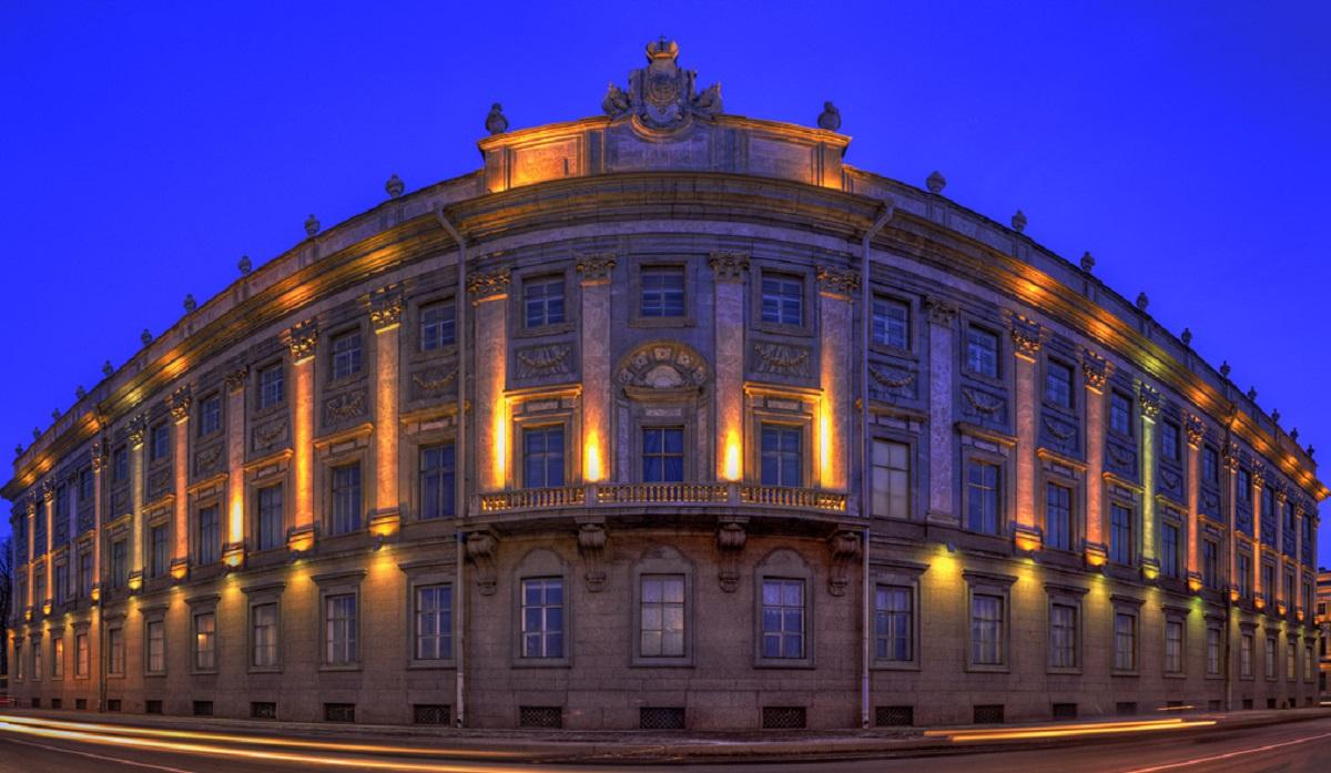 Мраморный дворец. г. Санкт-Петербург. Фото