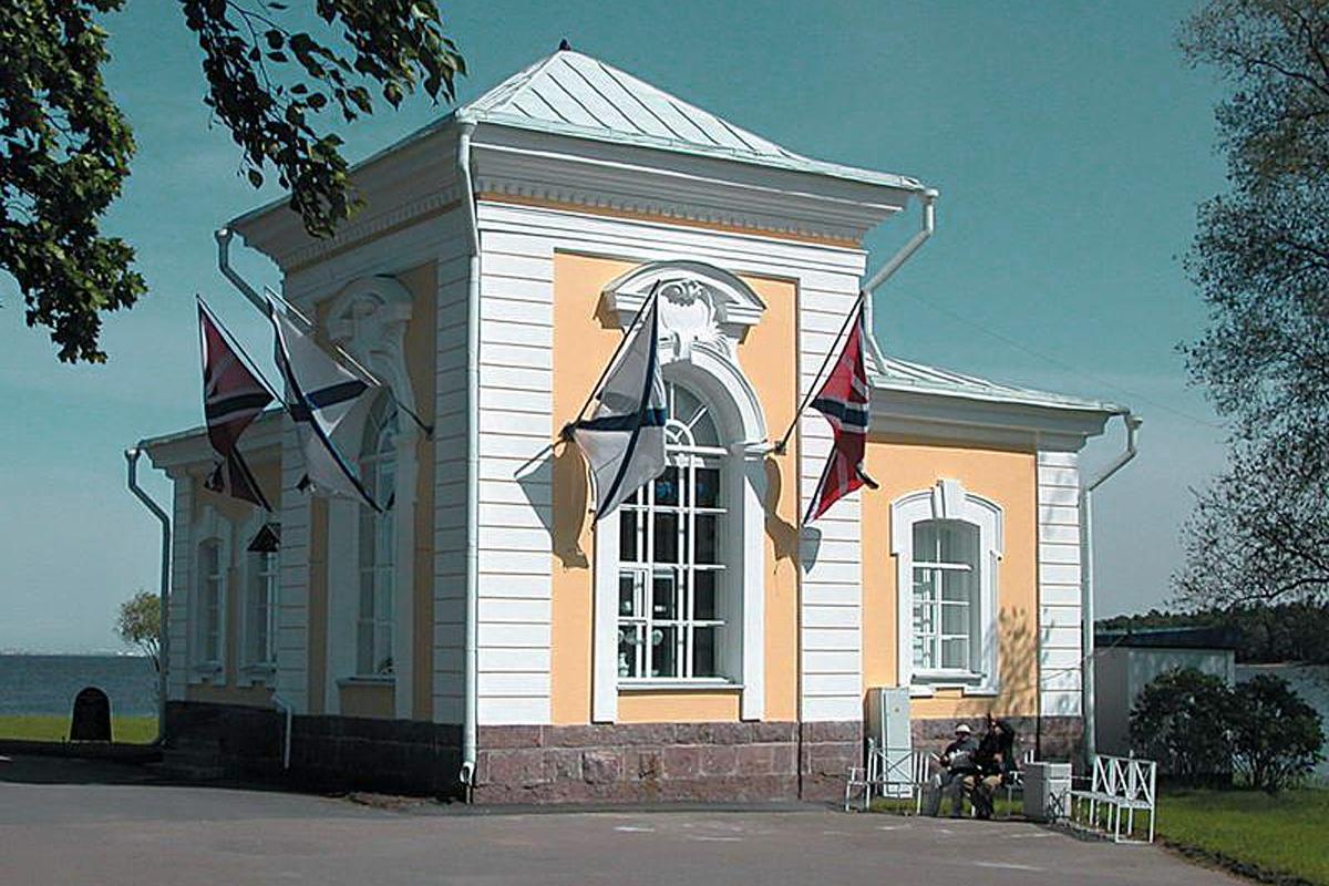 Музей «Императорские яхты»