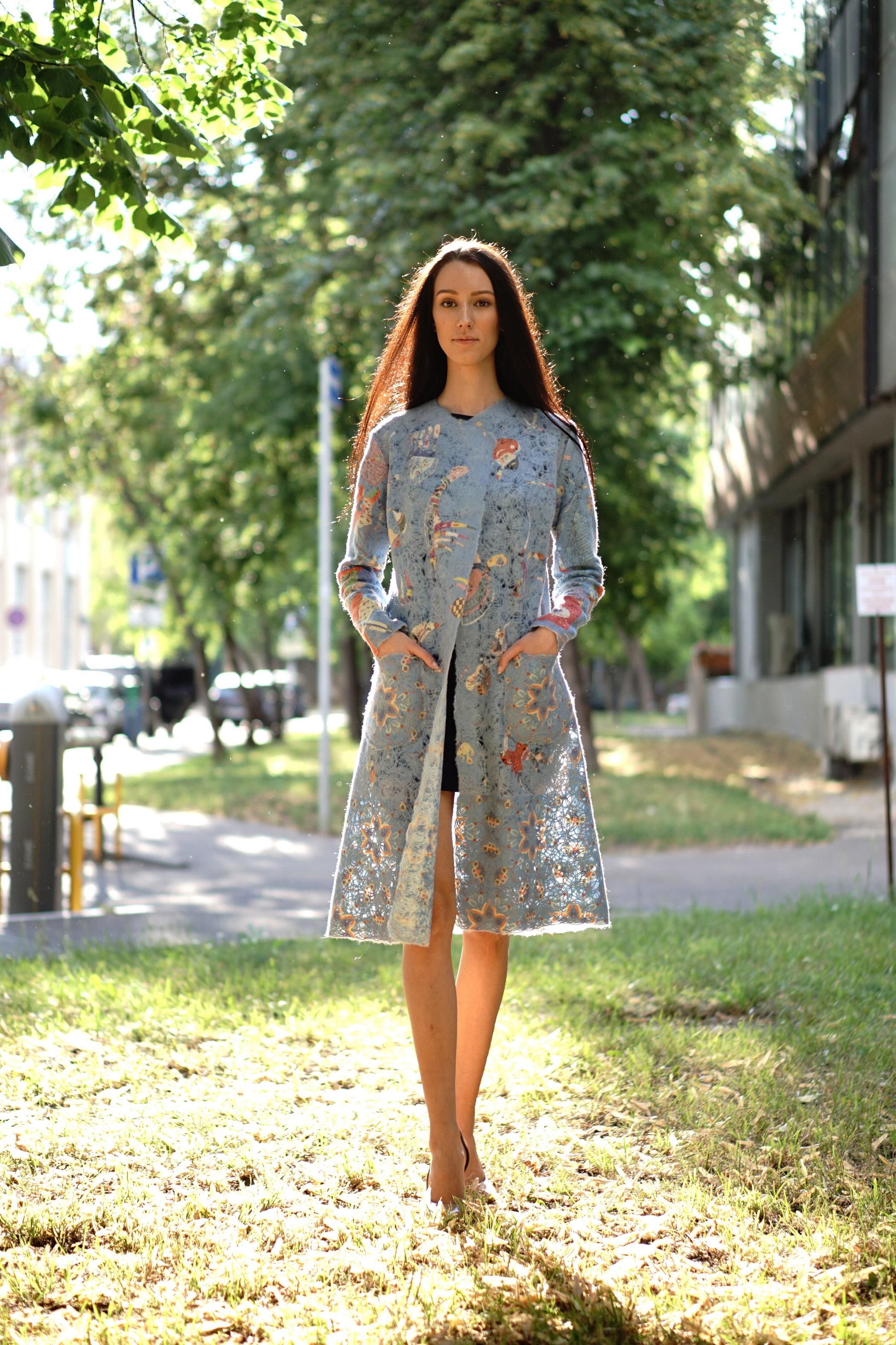 дизайнерская одежда YAGA
