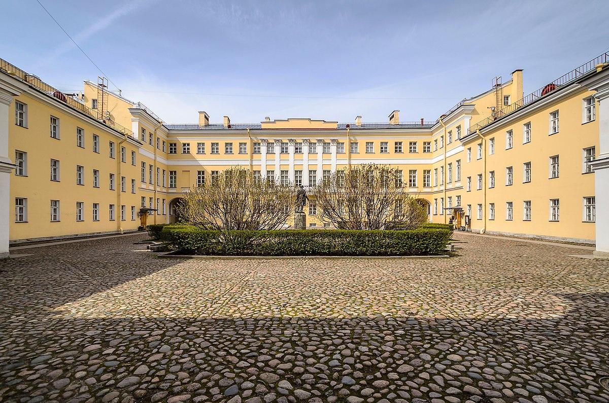 Всероссийский музей А.С. Пушкина в Санкт Петербурге