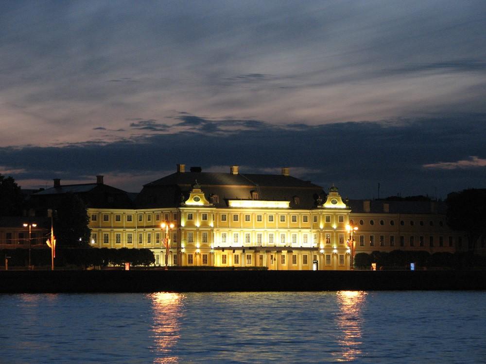 Дворец Меньшикова в Санкт Петербурге