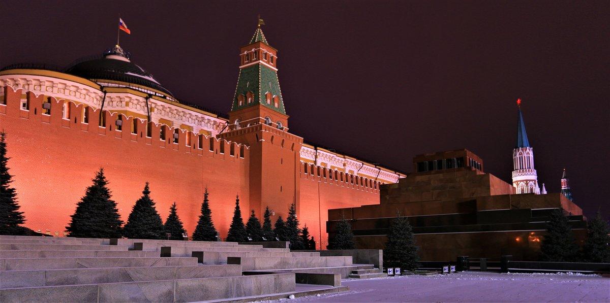 Мавзолей В.И. Ленина г. Москва. Фото