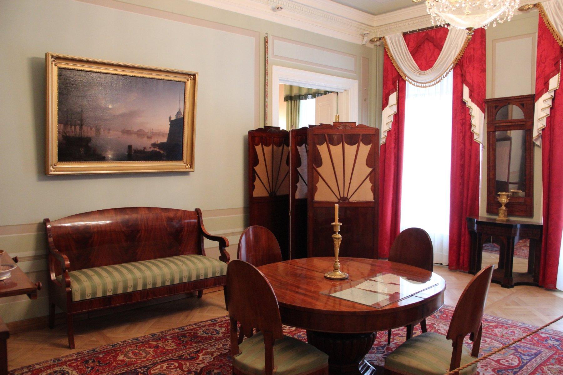 профессиональный музей квартира пушкина в санкт петербурге фото других пикантных